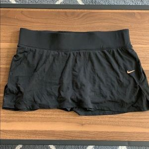 Nike DRI FIT skirt with shorts